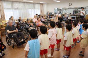 コイノニア幼稚園 【2019年9月25日(水)】
